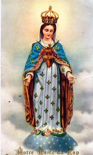 Resultado de imagen para Nuestra Señora de Cap