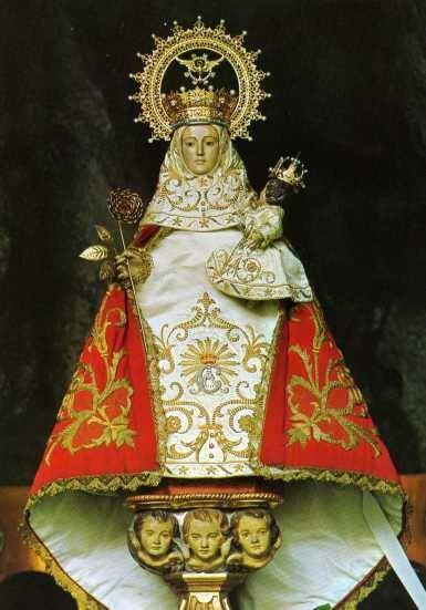 Nuestra Señora De Covadonga Advocación Mariana Misioneros Oblatos O Cc Ss