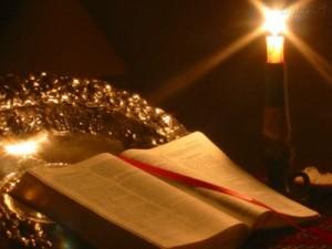 ORACIÓN PARA ANTES DE LEER LA BIBLIA
