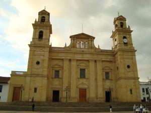 Arquitectura de la Basílica de Chiquinquirá