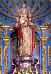 NUESTRA SEÑORA DE LA EVANGELIZACIÓN 14 DE MAYO