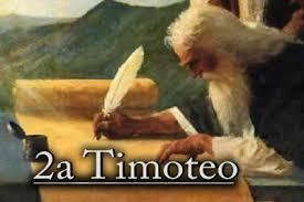 SEGUNDA CARTA DE SAN PABLO A TIMOTEO
