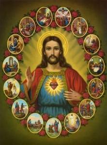 33 tesoros del Sagrado Corazón de Jesús