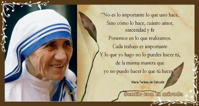 Teresa De Calcuta 5 De Septiembre Santoral Misioneros Oblatos