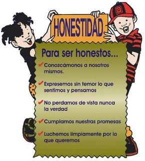 HONESTIDAD  Misioneros Oblatos occss  Misioneros Oblatos occss