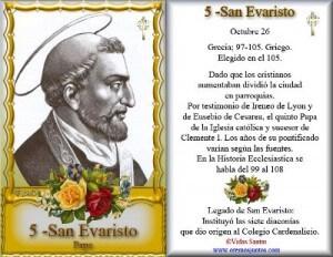 SAN EVARISTO