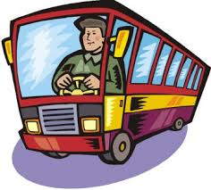 city bus driver clipart - photo #10
