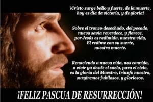 ORACIÓN DE PASCUA IV