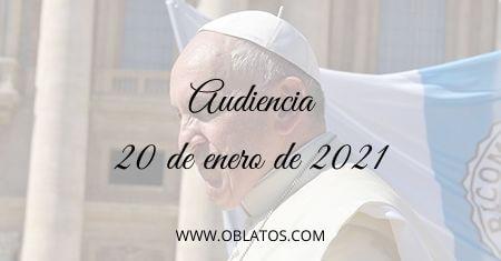 AUDIENCIA ENERO 20 2021