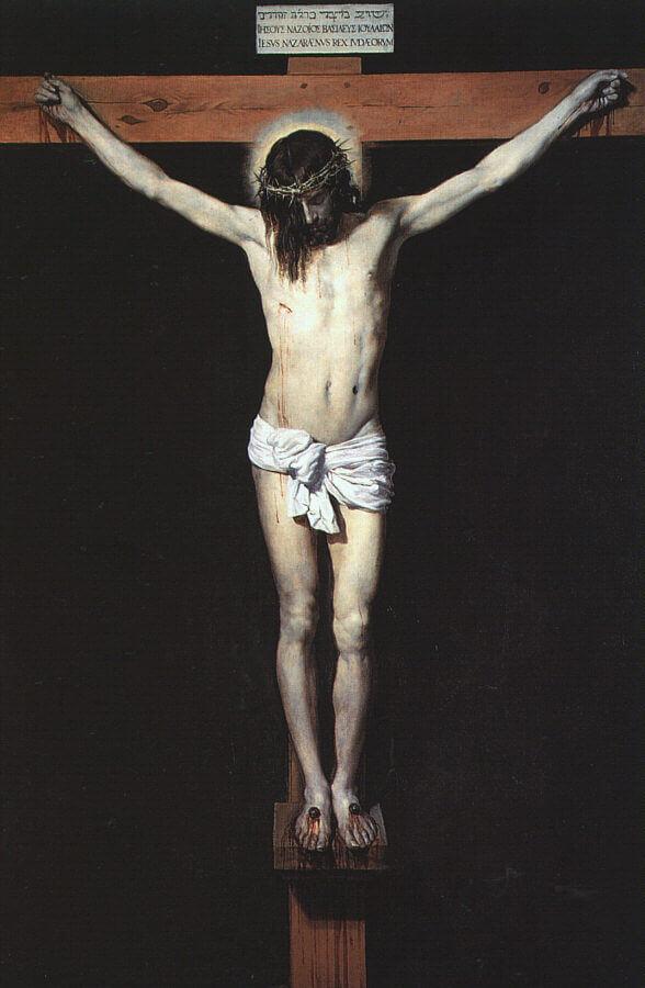 Devoción a Jesús en al cruz
