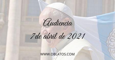 AUDIENCIA ABRIL 7 2021