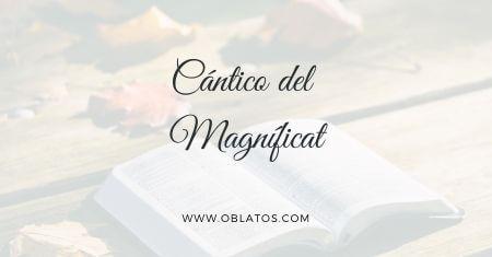 CÁNTICO DEL MAGNÍFICAT