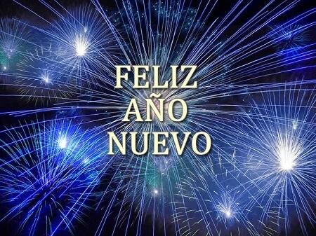 deseos para el año nuevo imagen
