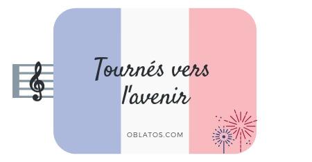 TOURNÉS VERS L'AVENIR CHANT