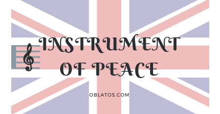 INSTRUMENT OF PEACE IMAGE