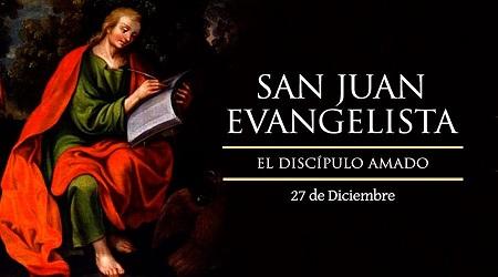 San Juan Evangelista imagen