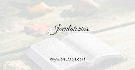 Jaculatorias