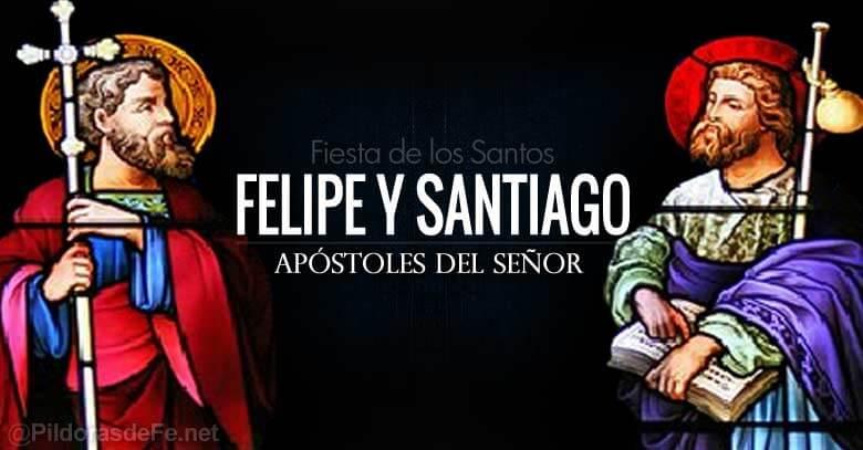 Felipe y Santiago apóstoles