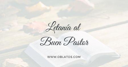 Letanía al Buen Pastor