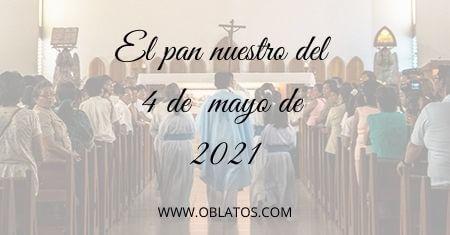 EL PAN NUESTRO DEL 4 DE MAYO