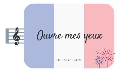Ouvre mes yeux