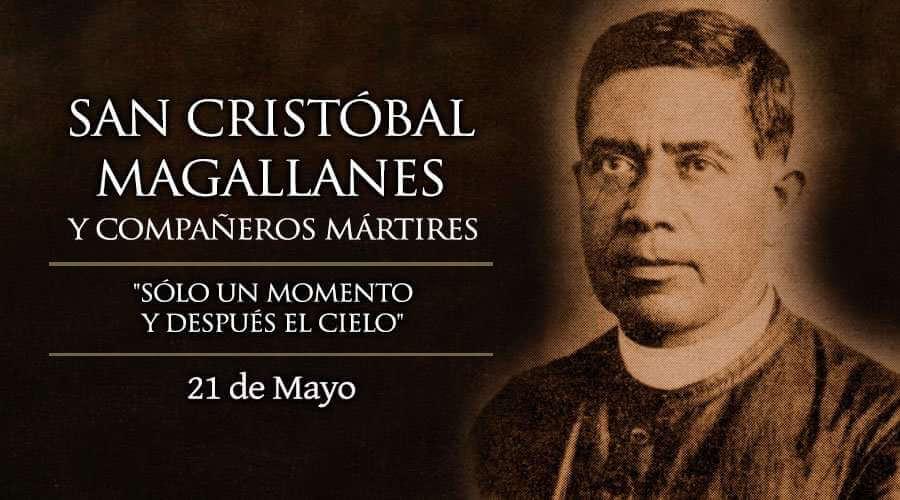 San Cristobal Magallanes y compañeros mártires