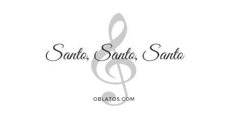 SANTO SANTO SANTO (ALFONSO LUNA)