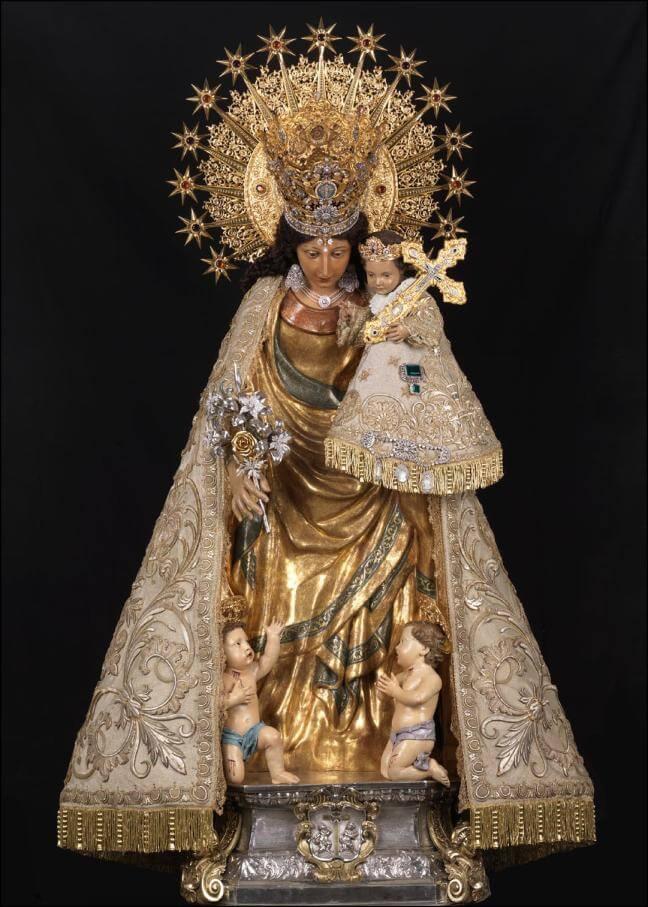 Nuestra Señora de los desamparados