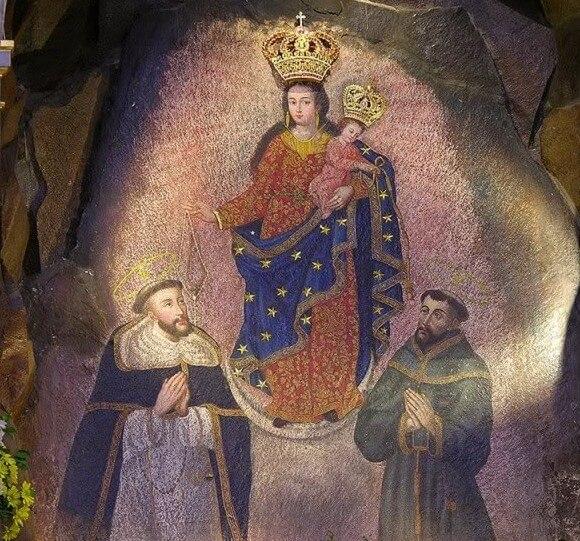 Nuestra Señora de las Lajas