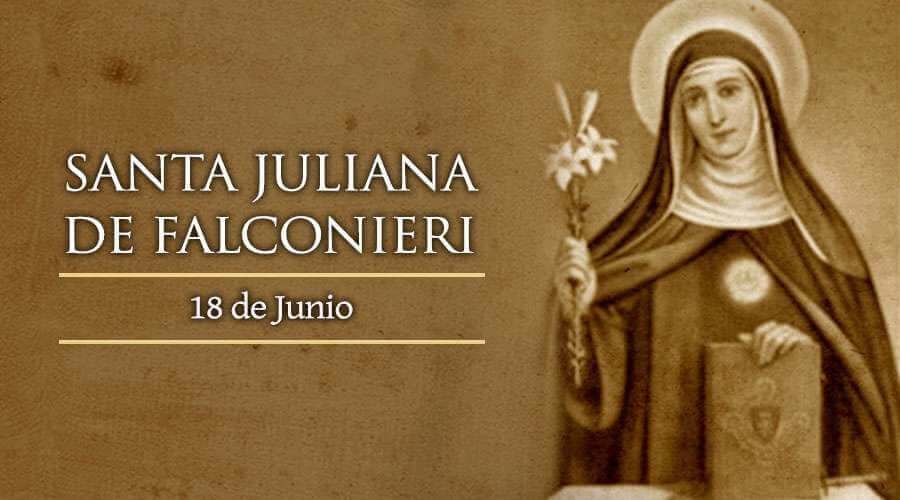 Santa Juliana Falconeri