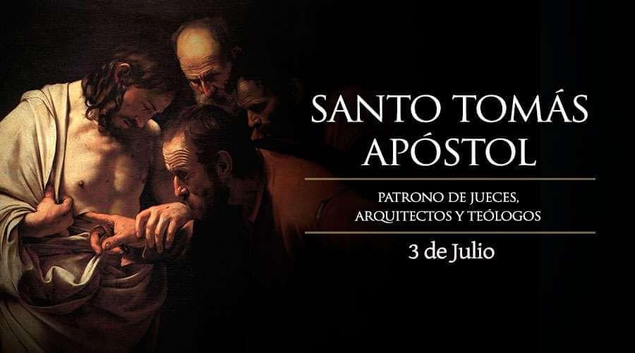 Santo Tomás Apostol