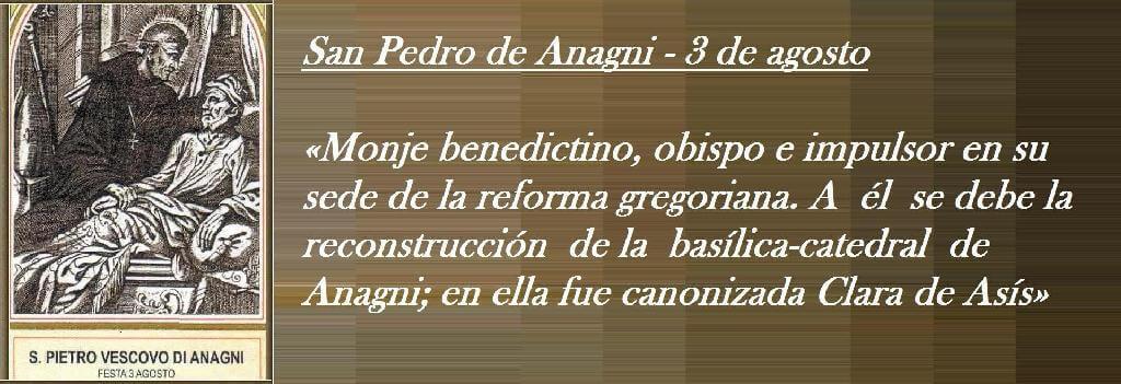 San Pedro de Anagni