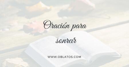 ORACIÓN PARA SONREÍR DE LA MADRE TERESA DE CALCUTA