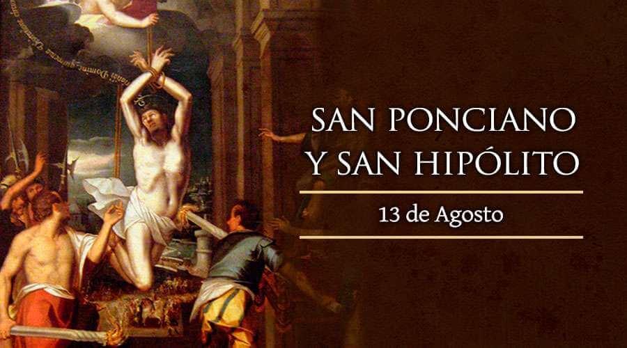 Santos Ponciano e Hipólito