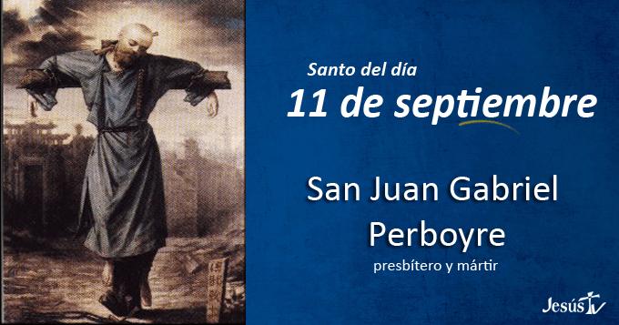 San Juan Gabriel Perboyre