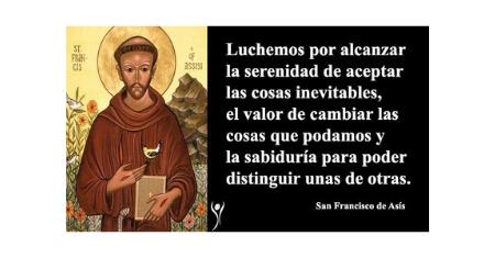 Oracion De Paz San Francisco De Asis Oracion Misioneros