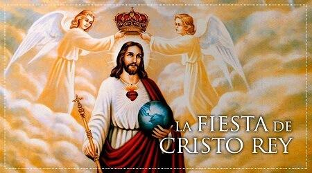 cristo rey imagen