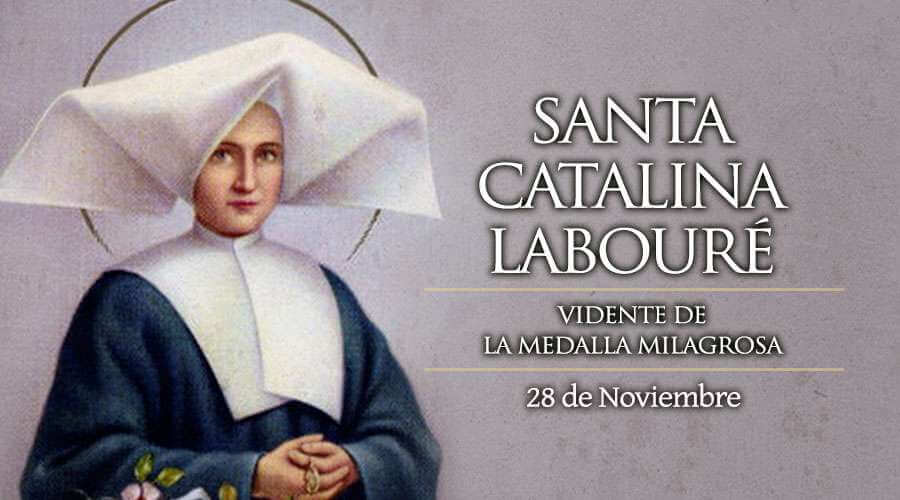 Santa Catalina Laboure