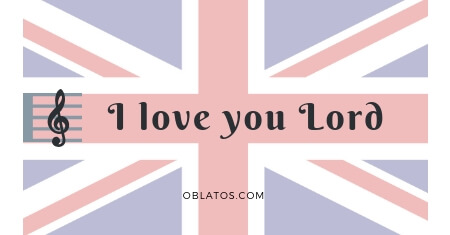 I love you lord image