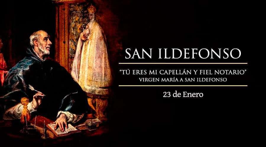 San Ildefonso