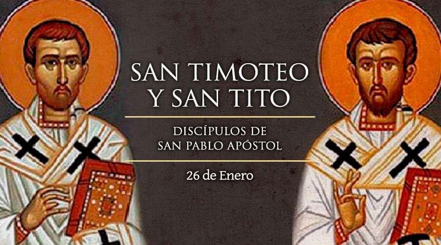 San Timoteo y San Tito