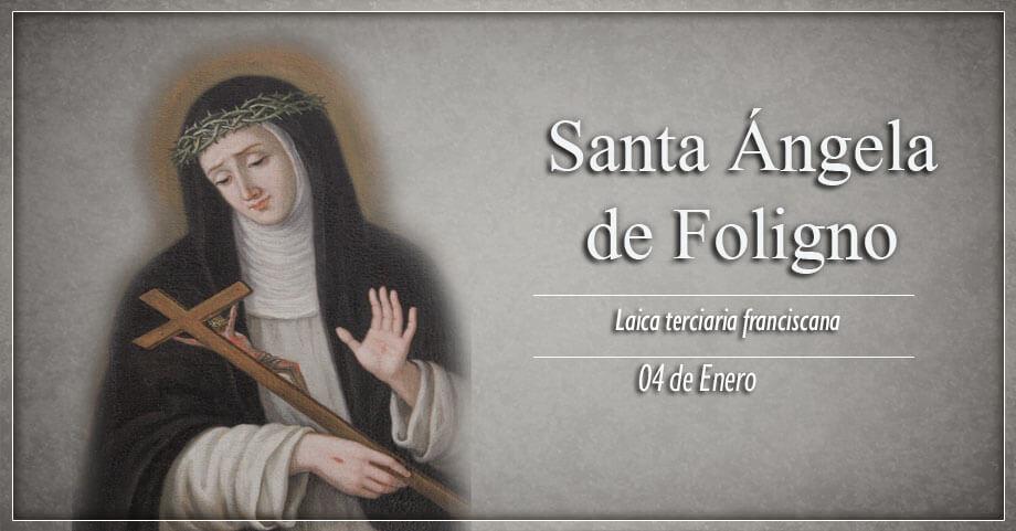 Santa Angela de Foligno