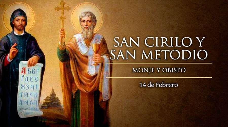 Santos Cirilo y Metodio
