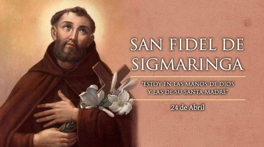 San Fidel de Sigmaringa