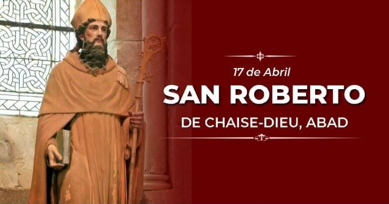 SAN ROBERT DE CHAISE-DIEU