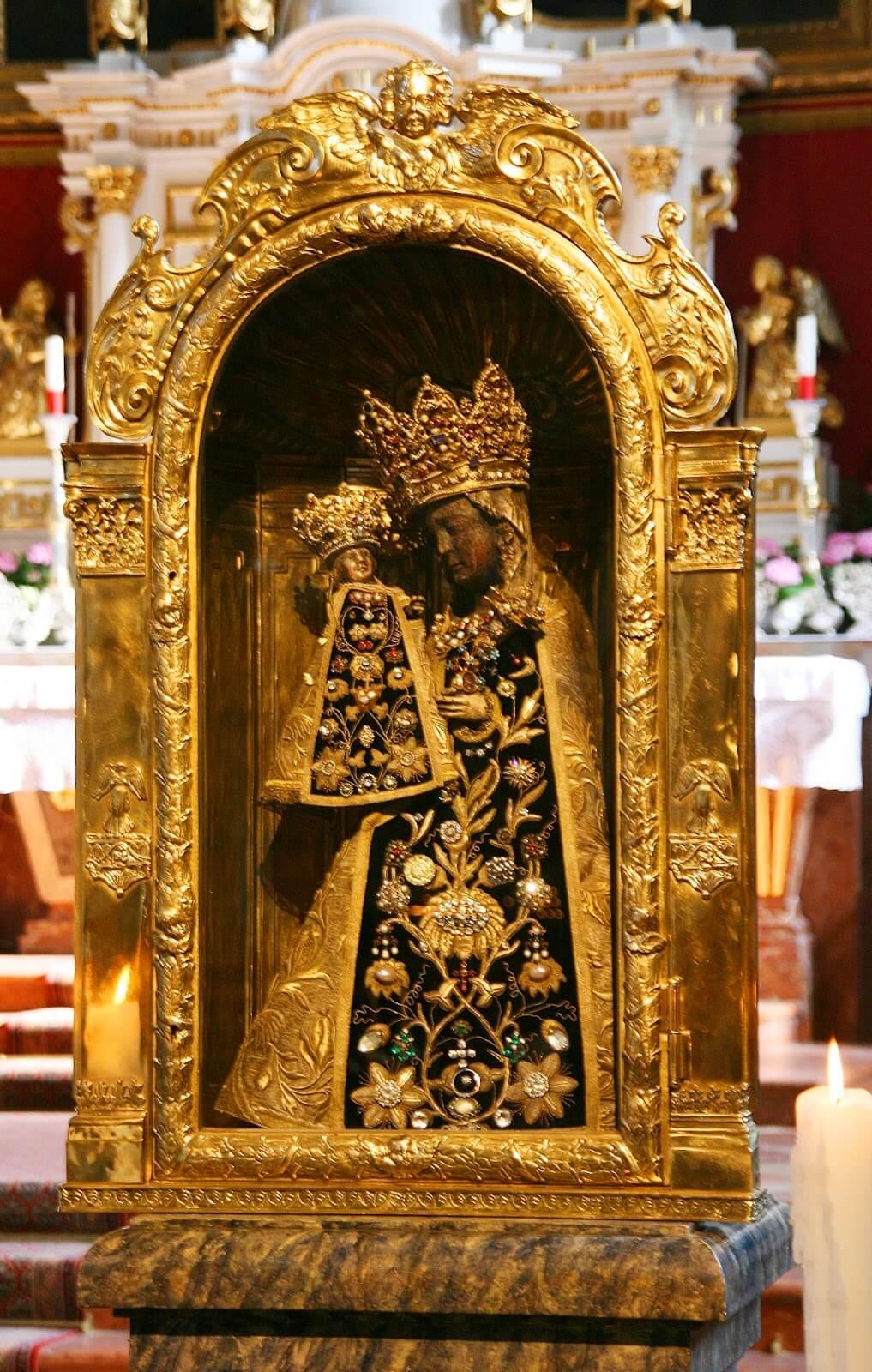 Nuestra Señora de las gracias de Altotting