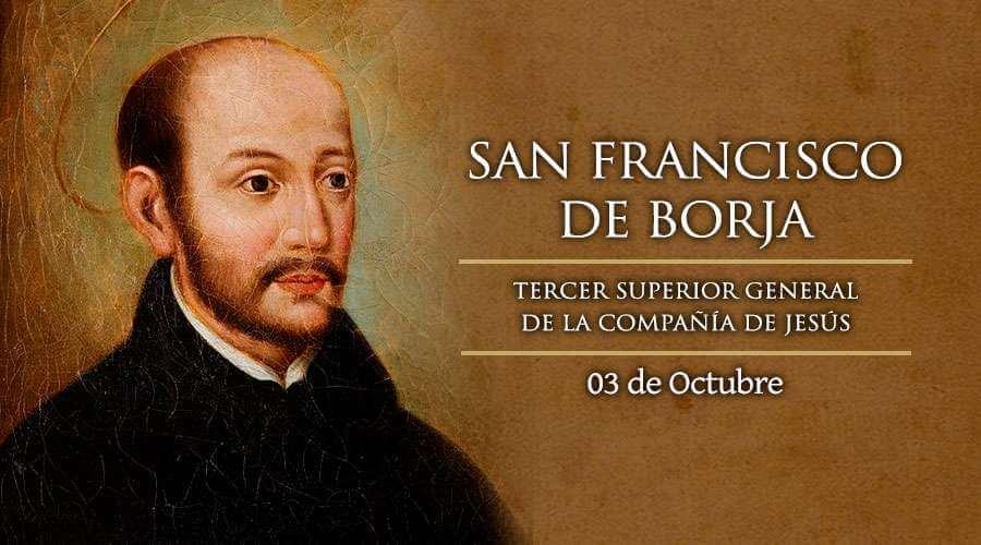 San Francisco de Borja