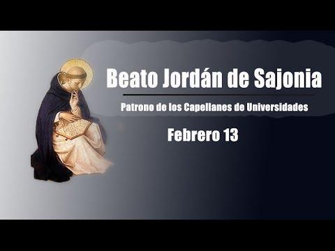Beato Jordán de Sajonia
