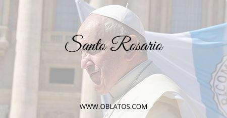 SANTO ROSARIO AL FINAL DEL MES MARIANO 2020