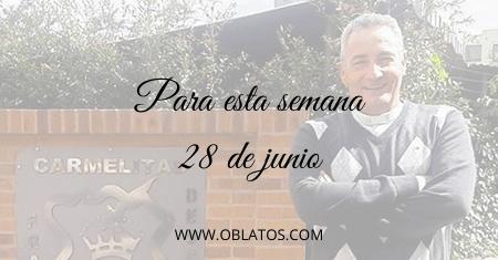 PARA ESTA SEMANA JUNIO 28 DE 2020